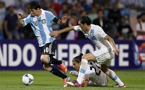 Messi: Zawsze byłem zadowolony z reprezentacji