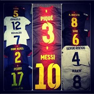 Cristiano Ronaldo i Messi połączą siły
