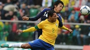 Drugie zwycięstwo Brazylii