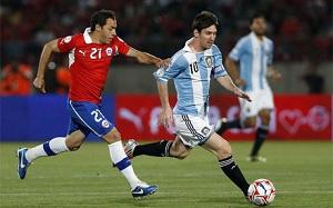 Sabella ponownie chwalił Messiego