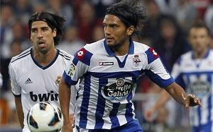 Abel Aguilar także gotowy na Barçę