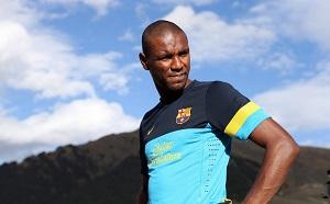 Abidal chce rozpocząć trening z drużyną