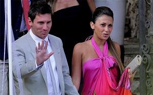 Rodzina Messiego jest już w Barcelonie i oczekuje na narodziny syna Leo