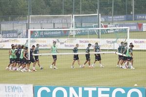 Kadra Deportivo na mecz z FC Barceloną