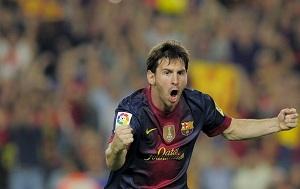Messi blisko 300 bramek dla Barçy i reprezentacji Argentyny
