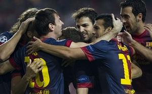 Leo Messi – asystujący strzelec