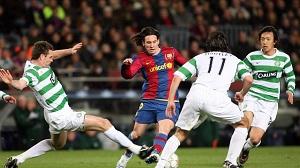 Barça-Celtic: Czy wiesz że…