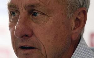 Dom Cruyffa w Barcelonie okradziony