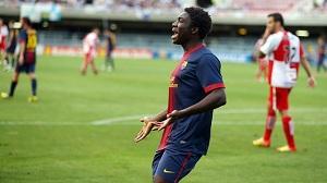 Znana data przełożonego spotkania Huesca-Barça B