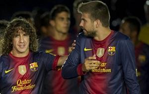 Piqué: Nie rozumiem dlaczego Puyol nie odbiera Nagrody Księcia Asturii