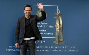 Xavi: Ta nagroda czyni mnie bardziej podekscytowanym