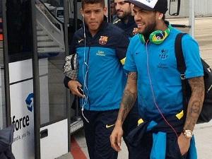 Drużyna już w Madrycie