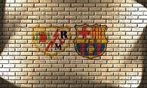 Kadra Rayo na mecz z FC Barceloną
