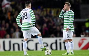 Celtic przegrał z Kilmarnock