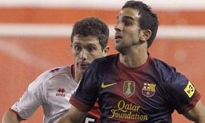 Montoya walczy z Dani Alvesem