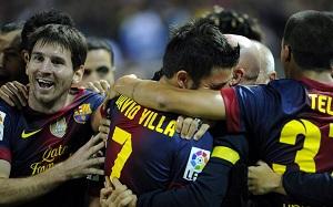 Tito kolekcjonuje rekordy w Barçy