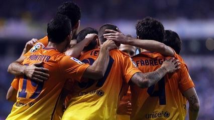 Udany debiut w Copa: Deportivo Alavés 0-3 FC Barcelona