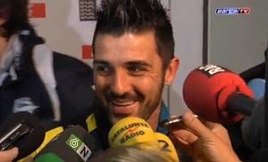 Villa: Jestem w najlepszym zespole na świecie