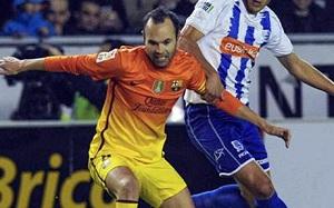 Crack meczu Alavés-Barça
