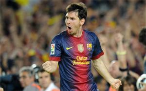Messi: Wolelibyśmy wygrać