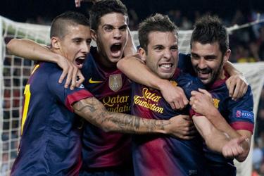ALBAlievable: FC Barcelona 2-1 Celtic Glasgow