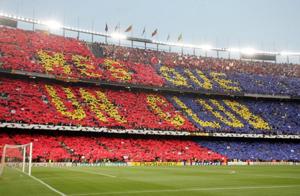Fanàtics Barça zgodzą się z Mossos