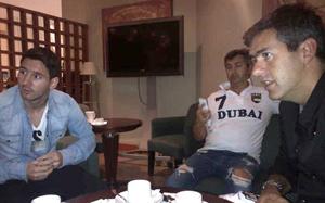 Kuzyn Messiego żartuje o swoim transferze do Barçy