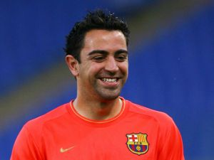 Xavi: Jestem szczęśliwy, chciałbym zostać tu do końca