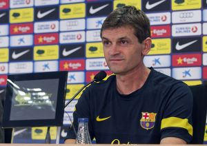 Tito Vilanova: Nasza gra wymaga poprawy