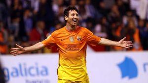 Messi – król statystyk