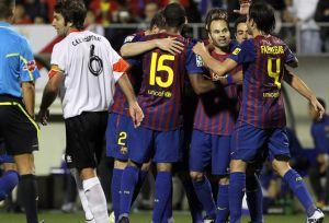 Ostatnie dziesięć występów Barçy w Copa del Rey