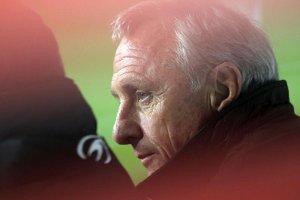 2 stycznia ostatnim dniem Cruyffa na ławce trenerskiej