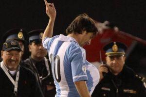 Messi nie odpuści meczu z Celtą
