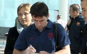 Messi koncentruje się na meczu z Arabią Saudyjską