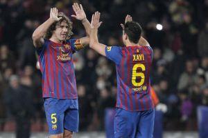 Barça chcę odnowić kontrakty Puyola i Xaviego w jednym dniu