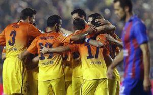 Barça wyrównała najlepszy start w historii La Liga