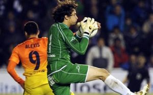Problemy z bramkarzami w drużynie Deportivo Alavés