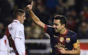 Xavi zamierza zakończyć karierę w Barcelonie