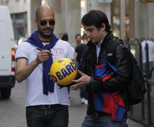 Barcelona obawia się zainteresowania Guardiolą