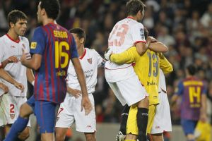 Javi Varas wraca na Camp Nou
