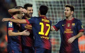 Anegdoty z meczu Barça – Celta
