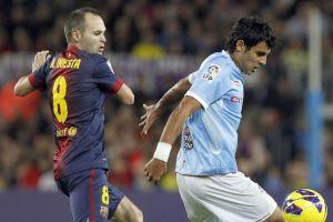 Kluczowe sytuacje z meczu Barça – Celta