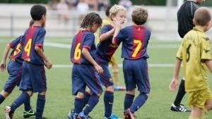 Najładniejsze bramki drużyn młodzieżowych