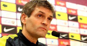 Tito: Messi i Villa dobrze ze sobą współpracują