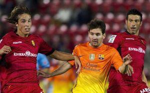 Szczęśliwy stadion dla Barcelony