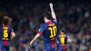 Statystyki meczu FC Barcelona – Real Saragossa