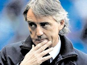 Mancini odrzuca plotki o przyjściu Guardioli