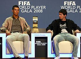 Co łączy synów Leo Messiego oraz Cristiano Ronaldo?