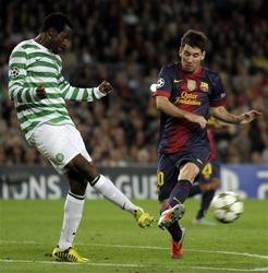 Ambrose: Chcę ponownie zatrzymać Messiego