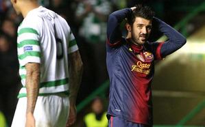 Wielka Brytania nieszczęśliwa dla Barcelony